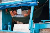 Travel photography:Taking a rest near Can Tho , Vietnam
