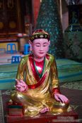 Travel photography:Hanoi Bach Me temple , Vietnam