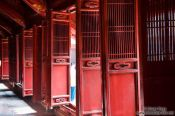Travel photography:Hanoi´s Temple of Literature , Vietnam