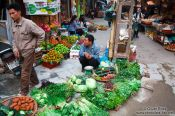 Travel photography:Hanoi food market , Vietnam