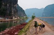Travel photography:Tam Coc landscape , Vietnam