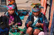 Travel photography:Hmong women in Sapa , Vietnam