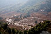 Travel photography:Rice terraces near Sapa´s Cat Cat village , Vietnam
