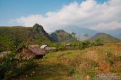 Travel photography:Huts near Sapa, Vietnam