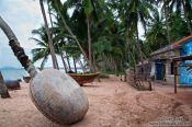 Travel photography:House at the beach in Mui Ne , Vietnam