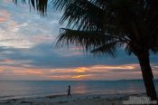 Travel photography:Dusk at Mui Ne beach, Vietnam