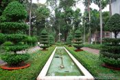 Travel photography:Cong Vien Van Ho park in Hoh Chi Minh City, Vietnam