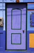 Travel photography:Door in Arica, Chile