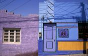 Travel photography:Houses in Arica, Chile