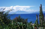 Travel photography:Volcan Osorno and Lago Todos los Santos, Chile