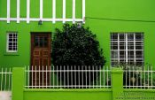 Travel photography:House in Valparaiso, Chile